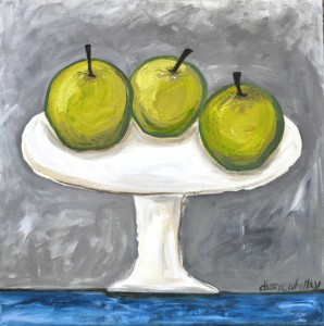 Apple Pedestal