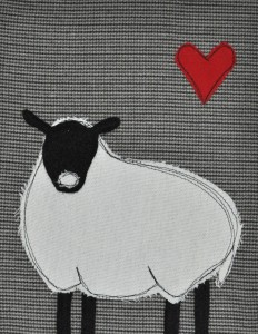 Solo Sheep - sold