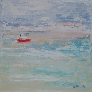 Sandbar - low tide! - sold